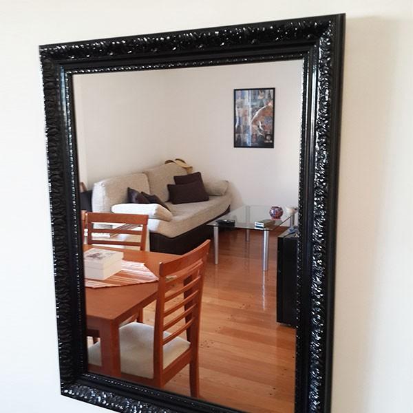 Marcos y espejos marcos y espejos barrocos interesting for Marcos de espejos modernos